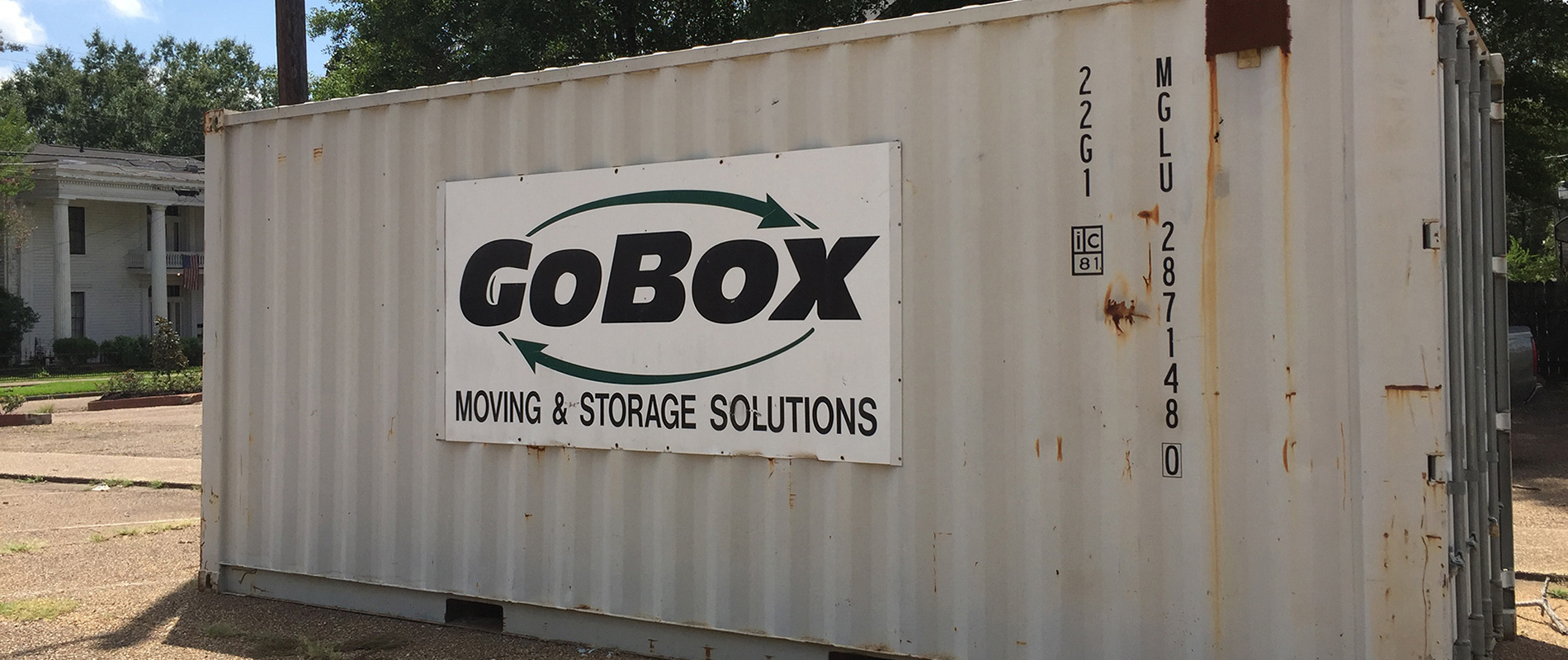 Go Box offers a wide variety of services including portable storage units for industrial and commercial job sites portable office spaces personal moving ... & Waste Removal Recycling and Storage Needs - GoBox
